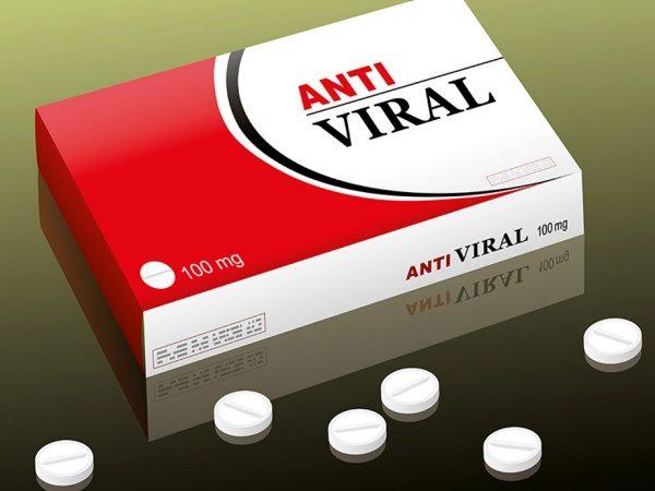 Anti viral drugs