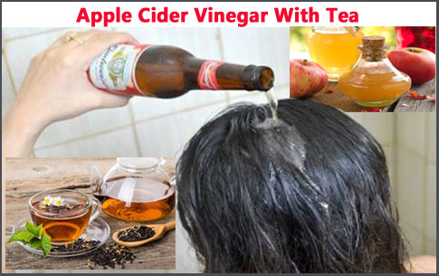 Apple Cider Vinegar With Tea