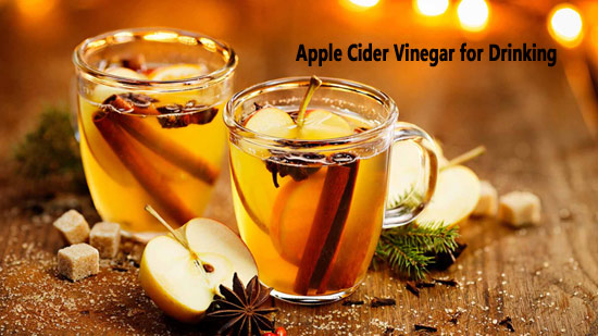Apple Cider Vinegar for Drinking