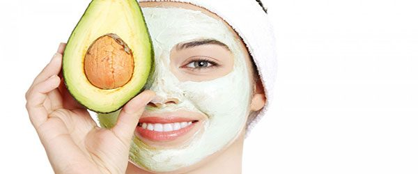 Avocado mask for frizzy curly dry hair