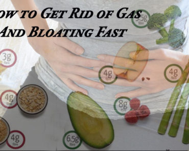 How To Get Rid Of Gas Naturally And Fast