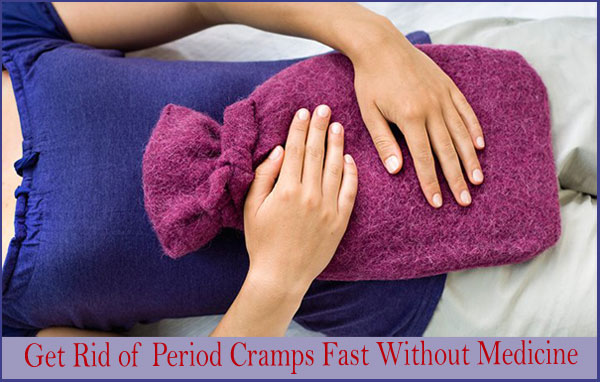 How to Get Rid of Period Cramps Fast Home Remedies