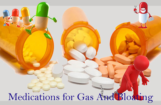 Medications for Gas And Bloating