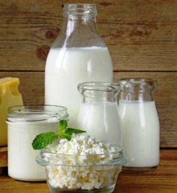 milk greatly