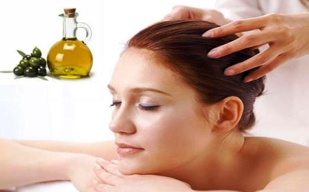 scalp massage with oil improves hair growth